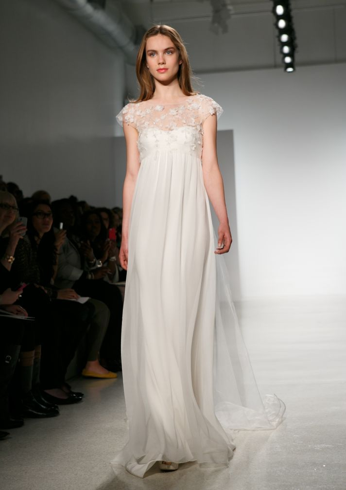14 Bridal Stunners From Christos Spring 2014