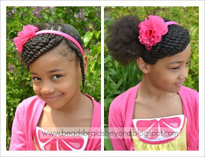 Sensational 17 Best Images About Childrens Natural Hairstyle Ideas On Short Hairstyles Gunalazisus