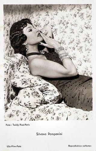 Silvana Pampanini (1925-2016)