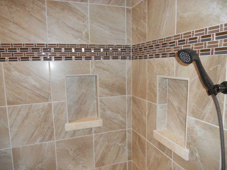 Custom Tile Shower Installed By Mingus Tile In Prescott, AZ. Https:// Part 66