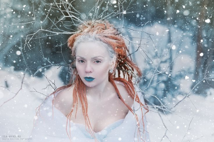 White Witch Makeup Option