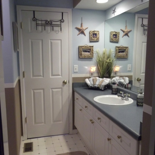 32 best beach bathroom images on pinterest bathrooms decor