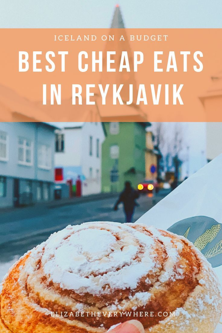 Low-cost Eats in Reykjavik – Reykjavik on a Price range