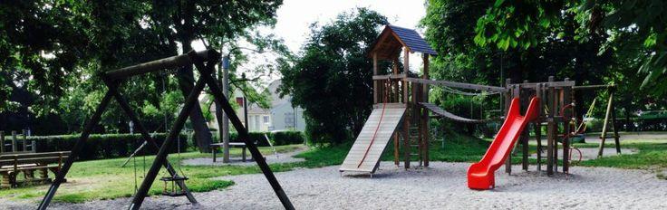 Wasserspielplatz Schlosspark Bad Vöslau