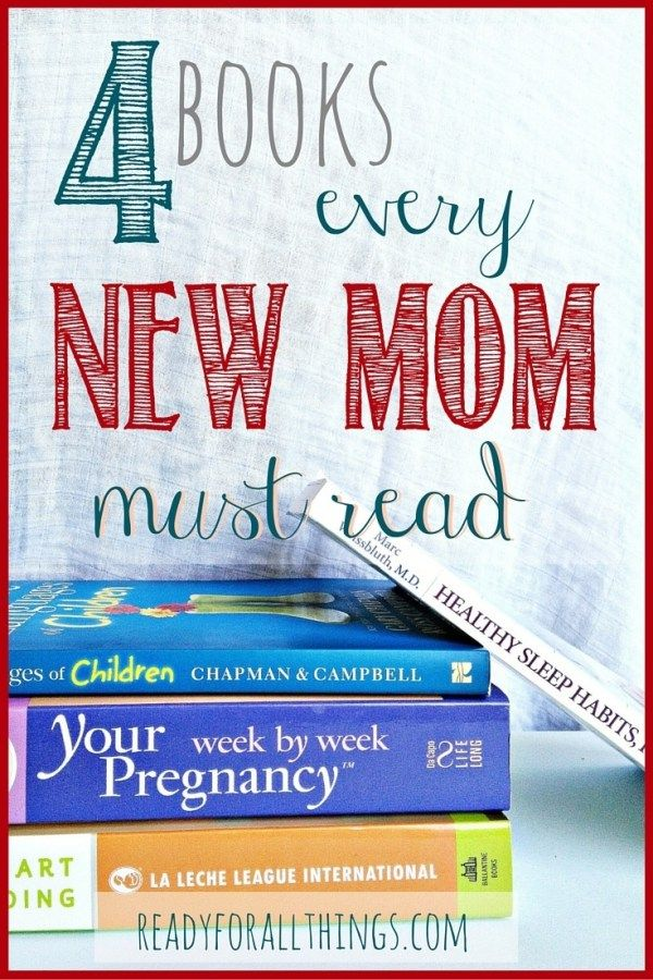 There is so much to learn when you are expecting your first baby. During your pregnancy, prepare to give the best to your future child by making sure your reading list includes these books every new mom needs to read. Number 4 can improve your marriage too!