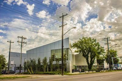 Edmonton Public Library's new Highlands branch!