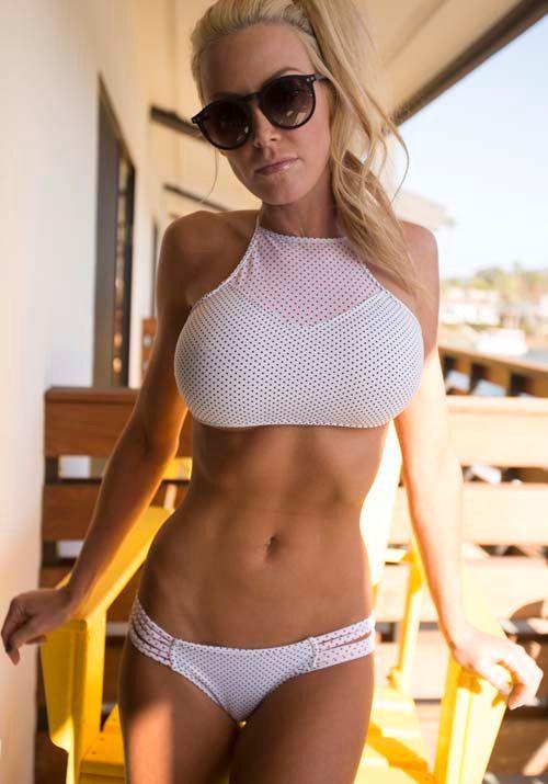 Sexy Polka-Dot Highneck Bikini Top and Swimwear Strappy ...