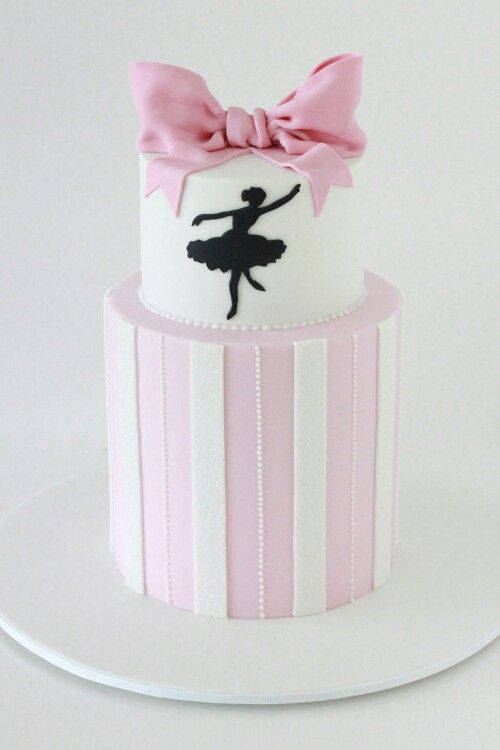 84 Best Images About Ballet Fondant Cake On Pinterest