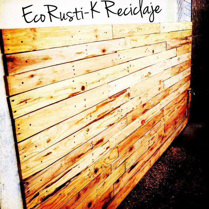 EcoRusti-K Reciclaje