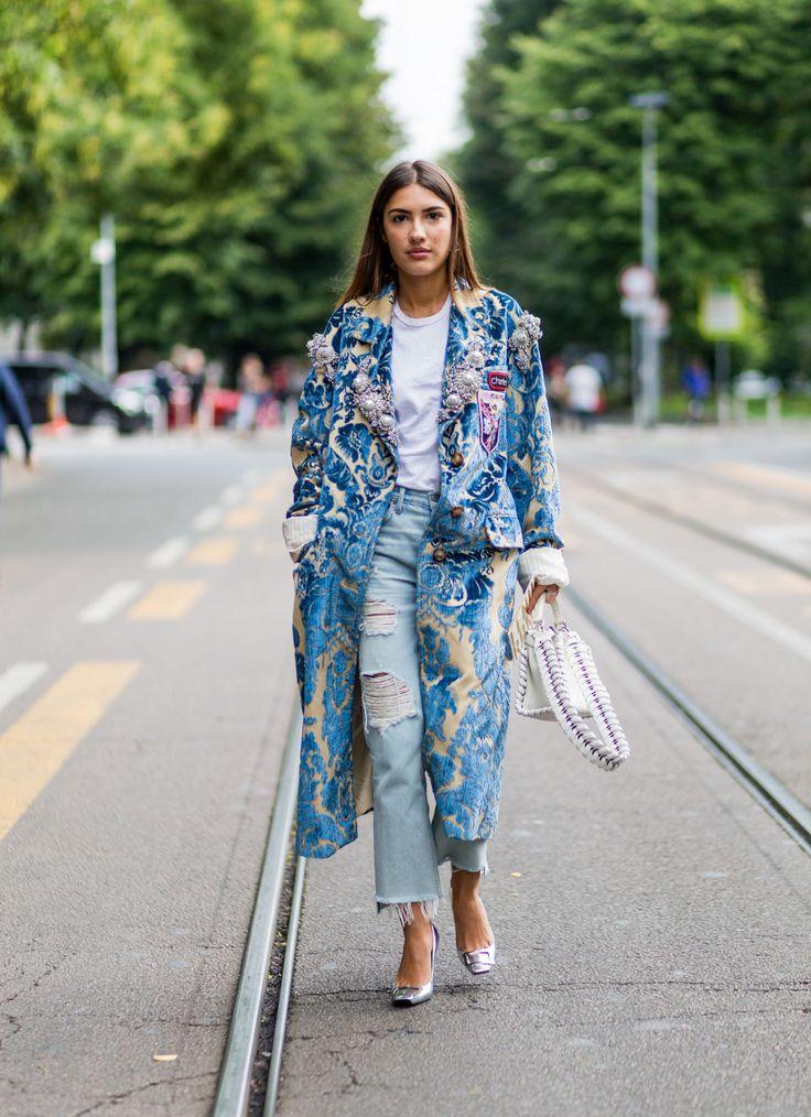 Paradijsvogels gespot @ Milaan Fashion Week