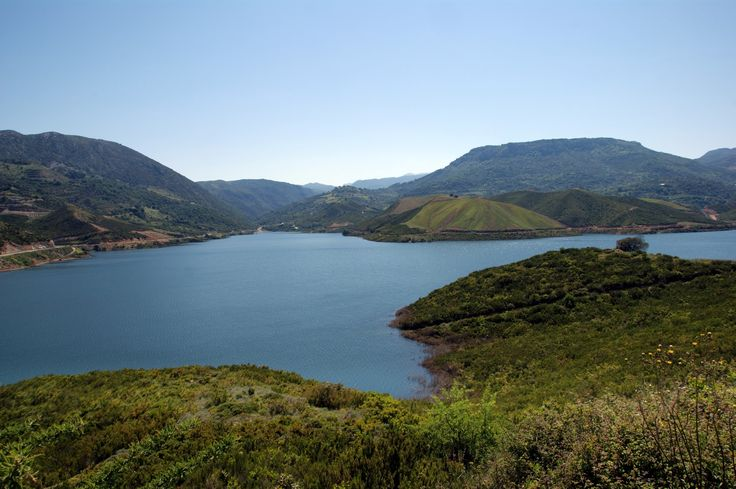 At #Fragma #Potamon (or Potamon #dam), in #Amari plain, near #Rethmno, a #beautiful artificial #lake, you can admire the #amazing #scenery and observe the migratory #birds passing by the #island! The #view and the #landscape are just #breathtaking! #Enjoy your #summer in #Crete!