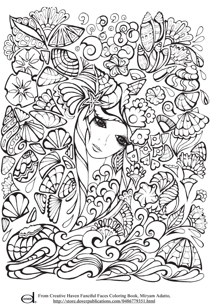 17 best images about coloring pages on pinterest Coloring books for young adults