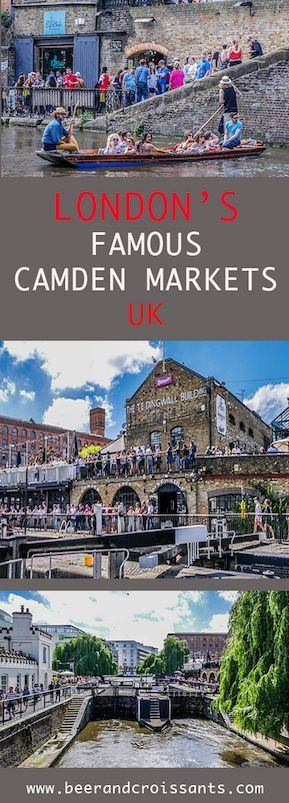 Visiting the Camden Markets is a must-do for any visit to London, especially if it is your first time. It's got incredible market stalls and an incredible range of food to choose from. Don't miss the thriving street art scene either, just back off the main street. It's a great cultural day out in Camden. #camden #london #londonmarkets #camdenmarket