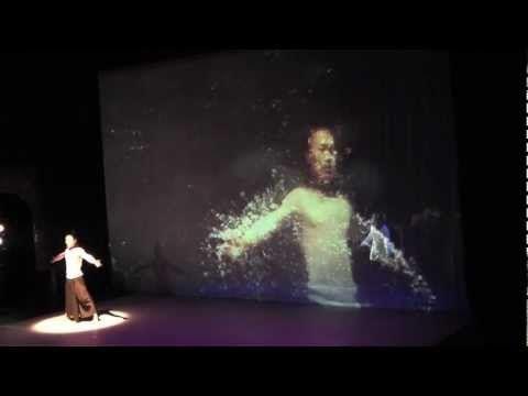 Kinect Illusion - 2011/11/18,19 - YouTube