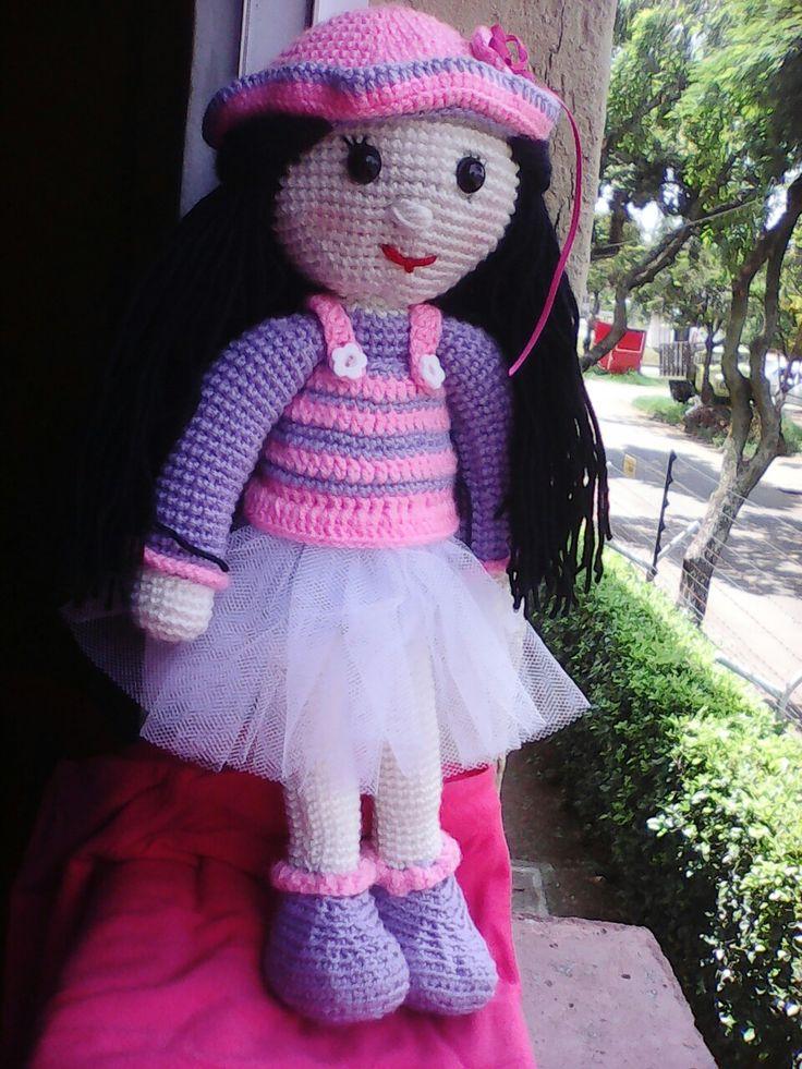 Muñeca yudi