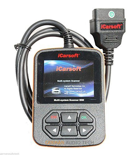 PORSCHE OBD2 DIAGNOSTIC CODE SCANNER FAULT ERASE TOOL EQUIPMENT Carrera Turbo Panamera Boxster Cayman Cayenne 911 996 997 991 – iCARSOFT i960 $ 175.00 Tools & Equipment Product Features Will work on 1996-2014 Porsche Models, GT2, GT3, 996, 997, 991, Carerra, 911, Turbo, Targa, 4S, Boxster, Cayman, Cayenne Specifications: A) Display: 2.8″ Color screen , 320 x 240 pixels display with contrast adjustment B) Operation Temperature: 0 ℃ — 50 ℃ C) Storage Temperature: -20 ..