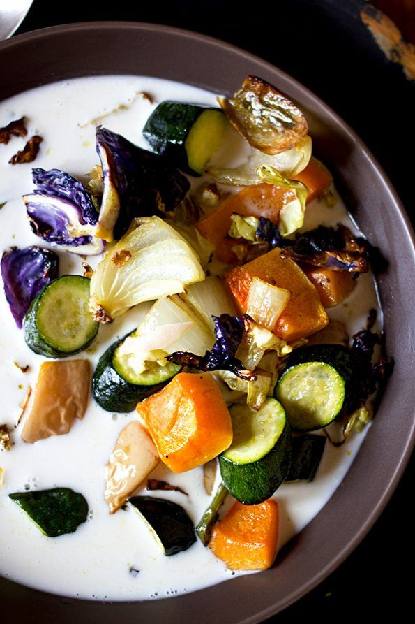 ... forward roasted vegetable and coconut milk soup roasted vegetable