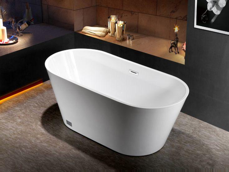 Baignoire lot design twiggy acrylique 70 150 58cm prix promo baignoire vente - Baignoire retro acrylique ...