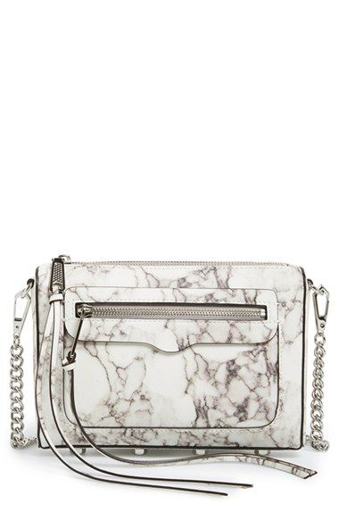 who doesn't need a marble print handbag? **Rebecca Minkoff 'Avery' Crossbody @ Nordstrom**