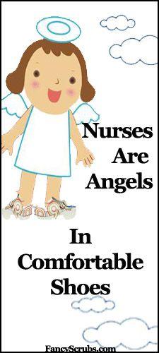 8 Reasons Nurses are like Angels....