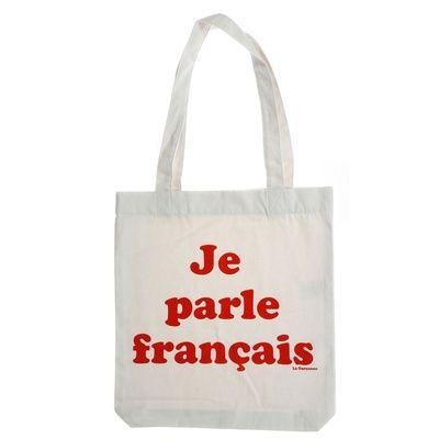 Shoppingbag Francais