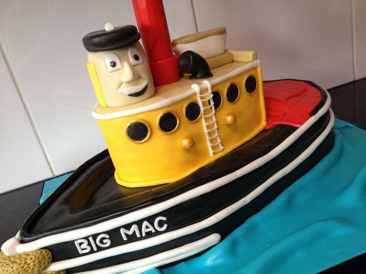 Best Cakes Boat Images On Pinterest Nautical Cake Boat - Boat birthday cake ideas
