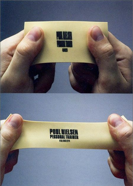 Clever business card // funny pictures - funny photos - funny images - funny pics - funny quotes - #lol #humor #funnypictures
