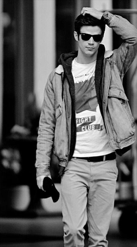 人気若手俳優『glee/グリー』グラント・ガスティンがかっこいい!