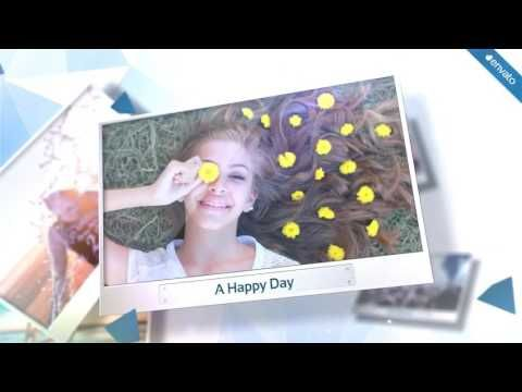 Modern Image Slideshow After Effects Template