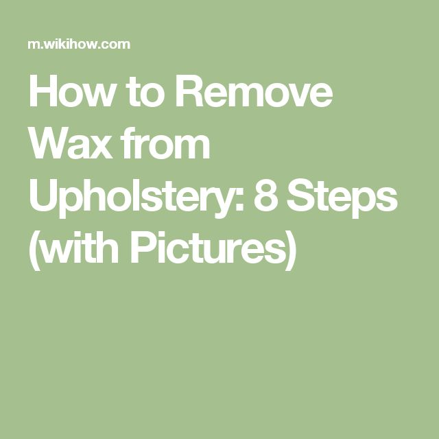 17 Best Ideas About Remove Wax On Pinterest Remove