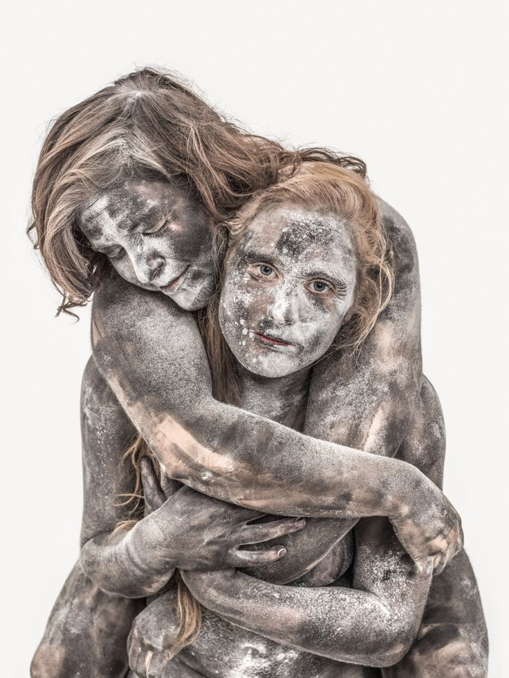 "Garance Hubert-Samson & Lucie Roux for ""Transfiguration"""