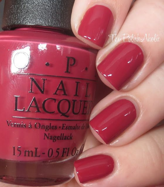 The PolishAholic: OPI Fall 2016 Washington D.C. Collection Swatches & Review