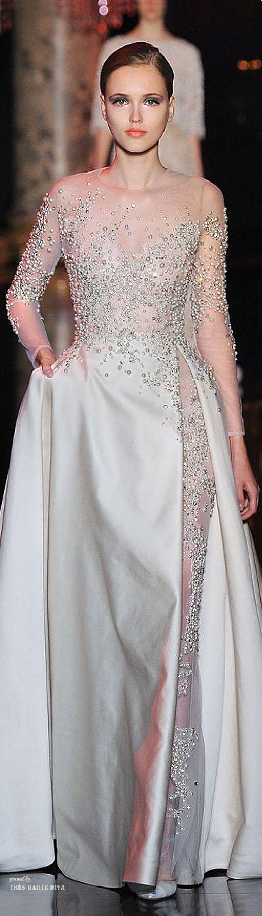 O que as noivas vão vestir em 2015? As tendências de vestido de noiva para divar…