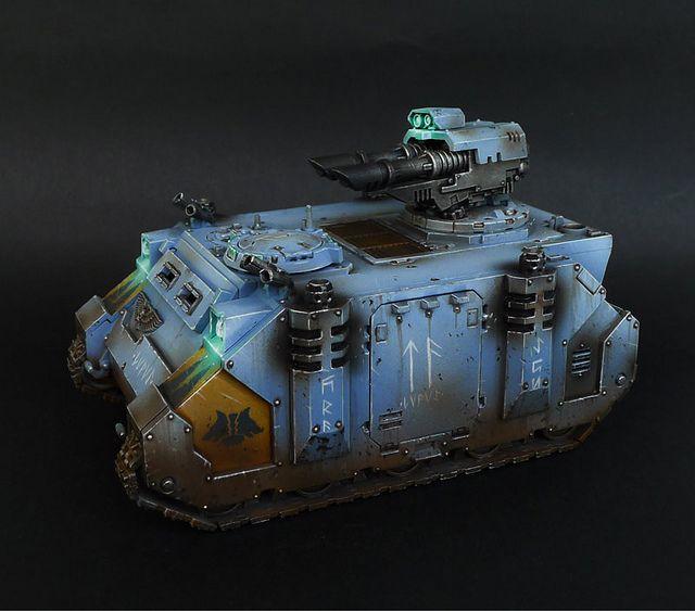WarHammer 40K Space Marine Tank   WarHammer   Pinterest