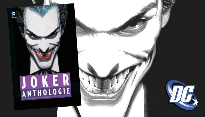 Rezension: Die Joker Anthology — Manifest des Wahnsinns (DC Comics)
