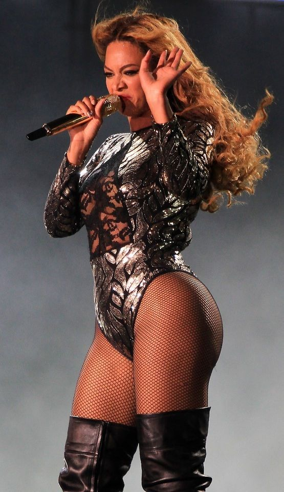 Beyonce 'On The Run Tour' in Los Angeles, United States August 2, 2014