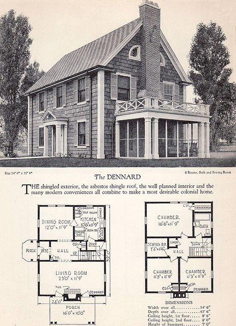 Beautiful Vintage House Design Photo