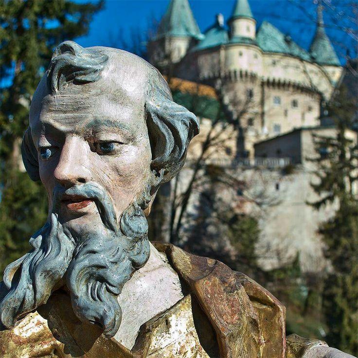 Tajomstvo barokových sôch, prednáška z cyklu Za zámockou bránou. #bojnice #bojnicecastle #zamokbojnice #prednaska #barok #sochy #restaurovanie