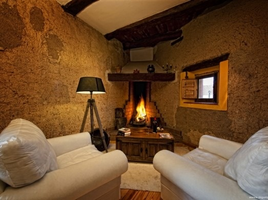 10 best las mejores chimeneas images on pinterest fire places country cottages and hotels - Chimeneas valladolid ...