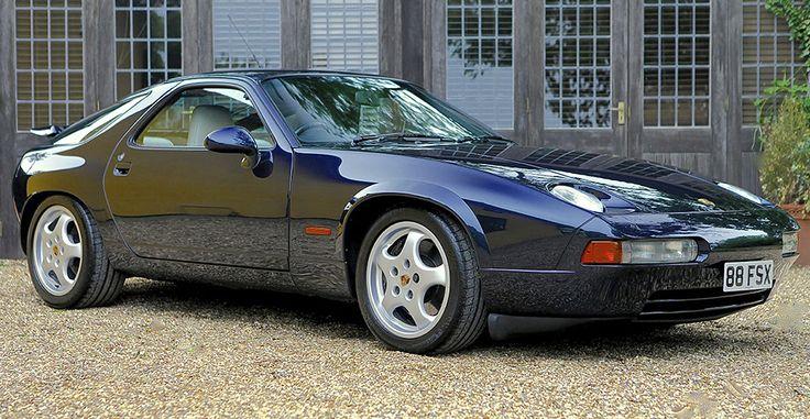 Classic Porsche 928 for sale > 1992 Porsche 928 GTS for sale