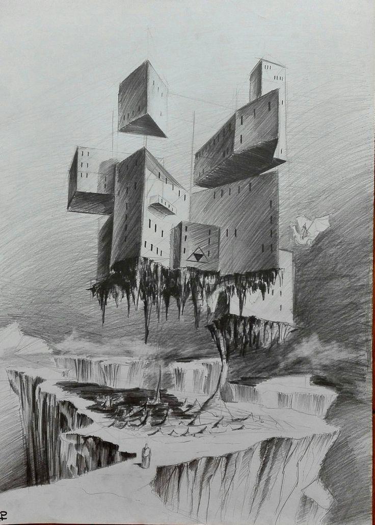 Wizard's castle by z-innej-strony
