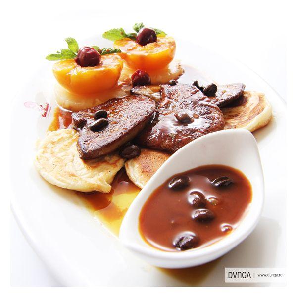 Food - Casa Bunicii by Claudiu Dunga, via Behance