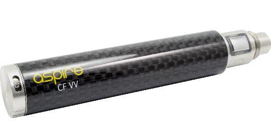 Aspire Carbon Fiber VV 1300mah Battery