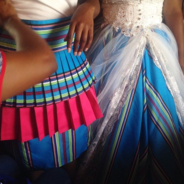 17 Best Images About Sepedi Wedding Attire On Pinterest