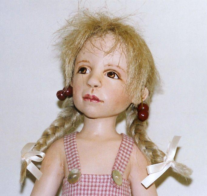 Fotoalbum - Bets de Visser, handgemaakte poppen van klei