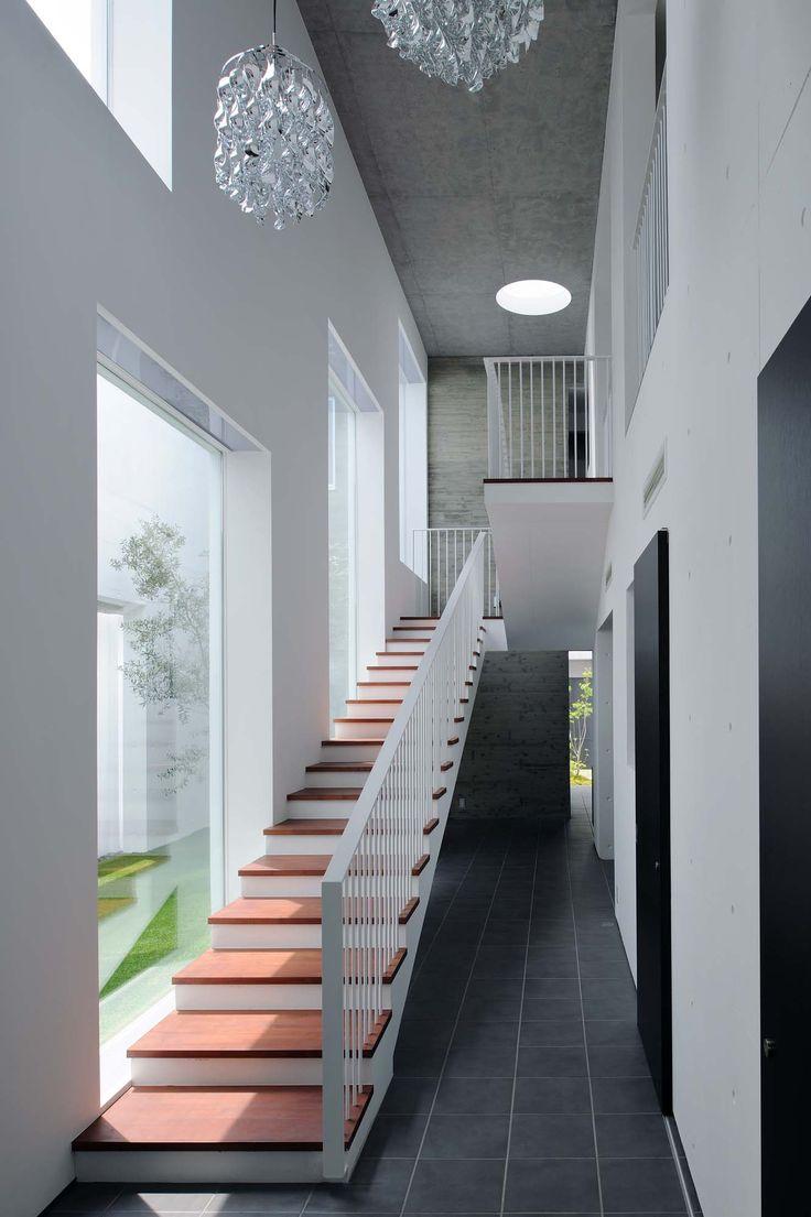 RC住宅 | 設計 半谷彰英 あたたかなコンクリート |