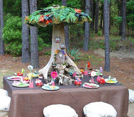 ideas originales para una fiesta de hadas noa pinterest fiestas infantiles ideas originales y fiestas