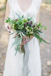 CHIC BOHO BRIDAL BOUQUET BY HANNAMONIKA WEDDING PHOTOGRAPHY.