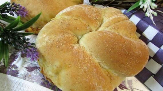 Порционный хлеб с красным песто, пошаговый рецепт с фото