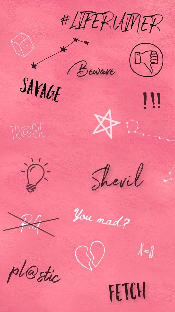 Mean Girls Musical Wallpaper Tumblr Musical Wallpaper Mean Girls Mean Girl Quotes